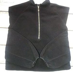 Adidas Climawarm Fleece Pullover Half Zipper Shirt